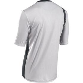 Northwave Xtrail Short Sleeve Jersey Men, negro/blanco